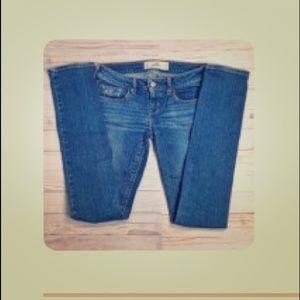 Hollister pants size 1R 25 waist  L 33!!
